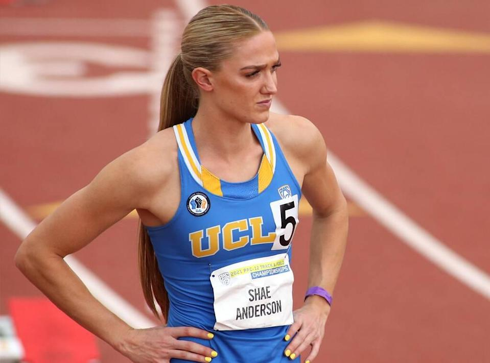 Shae Anderson, Olympians