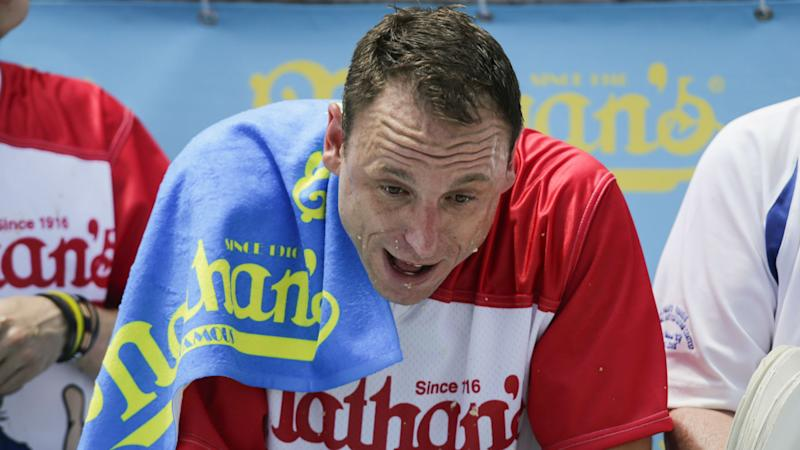 Joey Chestnut net worth: Updated career earnings in 2020, records for hot dog-eating king