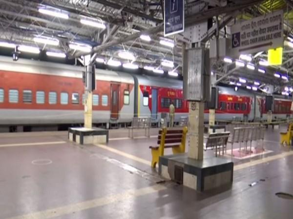Special trains are being run in four routes. (Photo: ANI)