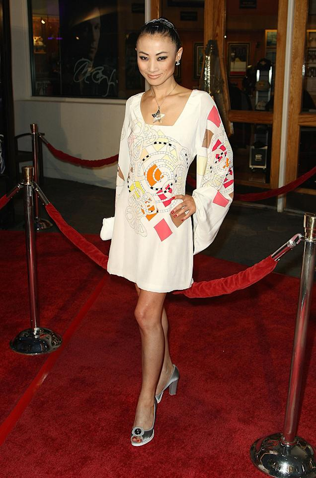 "<a href=""http://movies.yahoo.com/movie/contributor/1800019960"">Bai Ling</a> at the Los Angeles premiere of <a href=""http://movies.yahoo.com/movie/1809989992/info"">Fast & Furious</a> - 03/12/2009"