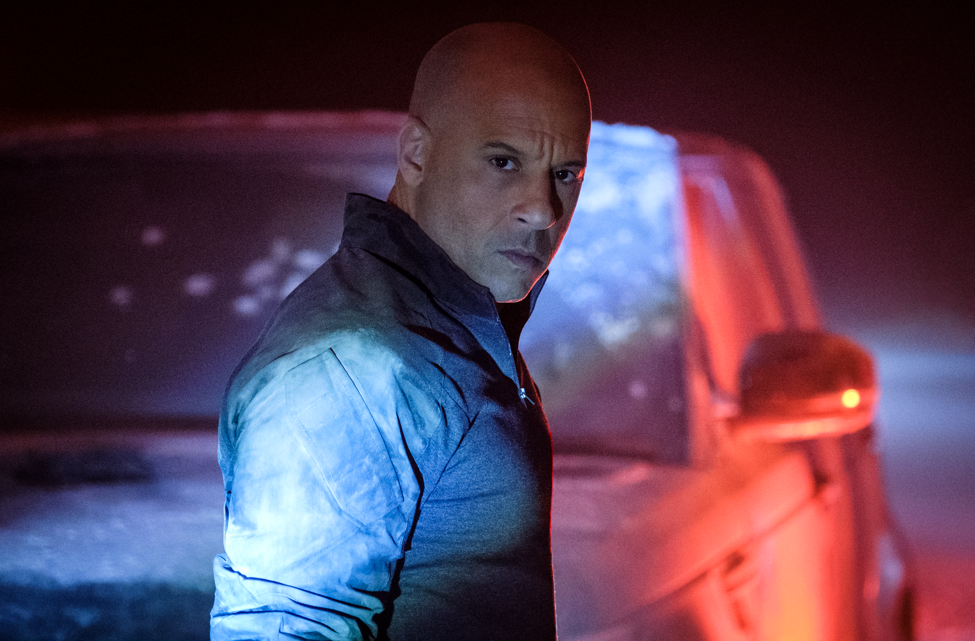 Vin Diesel in Bloodshot. (Sony Pictures)
