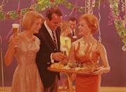 "<p>The art of entertaining has been around for centuries. But when it comes to social gatherings, there are a lot of tips, tricks, and <a href=""https://www.goodhousekeeping.com/life/g30809332/weird-etiquette-advice-from-the-past-100-years/"" rel=""nofollow noopener"" target=""_blank"" data-ylk=""slk:etiquette rules"" class=""link rapid-noclick-resp"">etiquette rules</a> that have gone out of fashion since the heyday of the practice in the '50s and '60s. Here's a look back at how hosting guests at home has evolved over the years — from mailing invitations to dress codes to <a href=""https://www.goodhousekeeping.com/food-recipes/a30257034/vintage-recipes-good-housekeeping/"" rel=""nofollow noopener"" target=""_blank"" data-ylk=""slk:vintage dishes"" class=""link rapid-noclick-resp"">vintage dishes</a>.</p>"