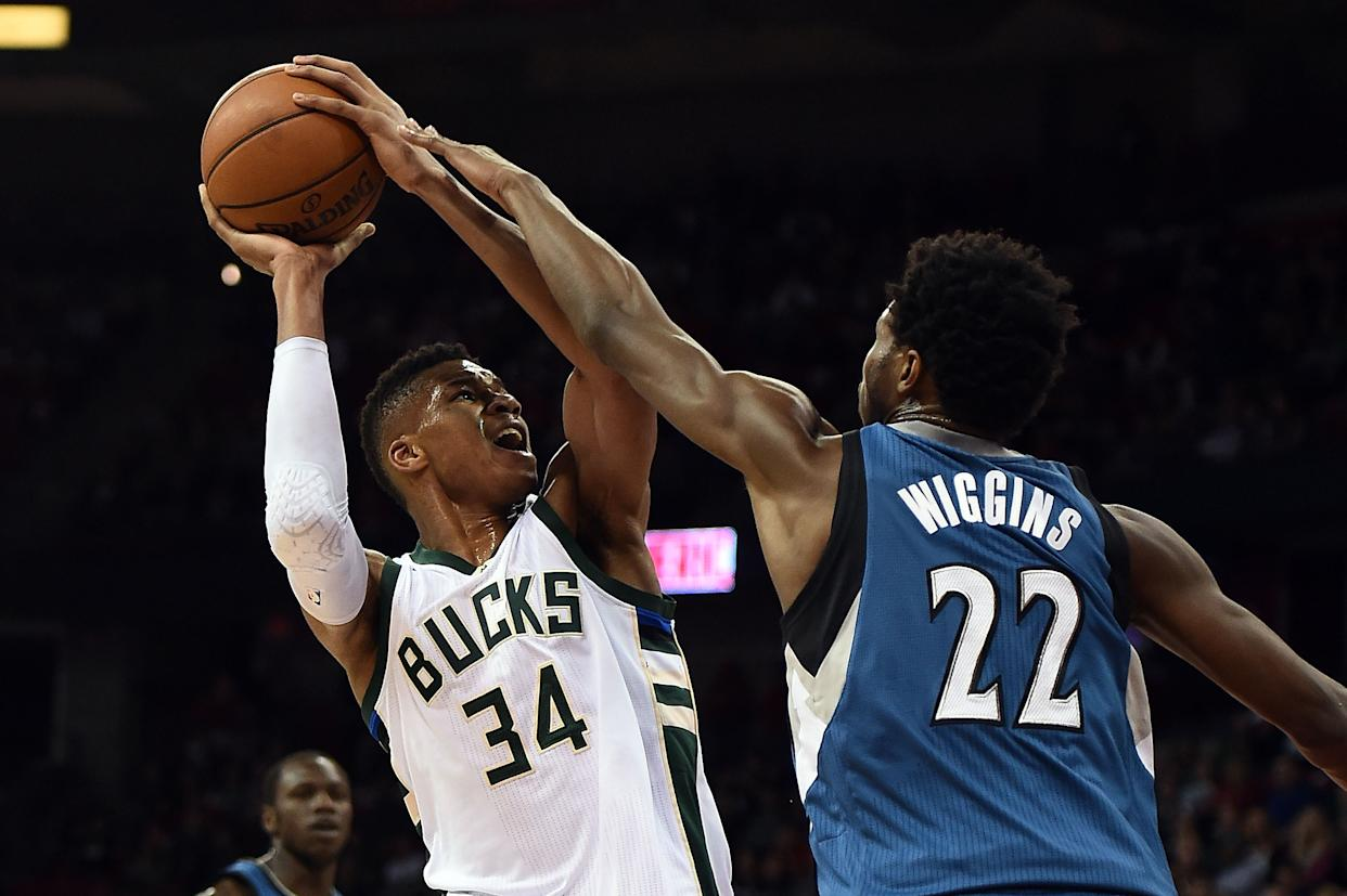 Minnesota Timberwolves v Milwaukee Bucks