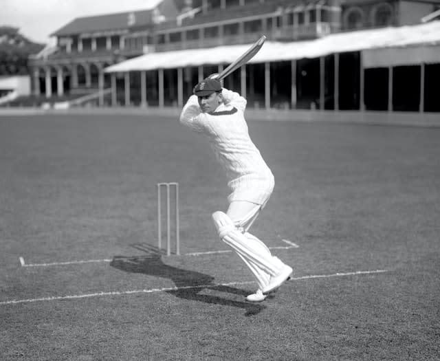 Sir Jack Hobbs scored more first-class runs than anyone else (PA Archive)