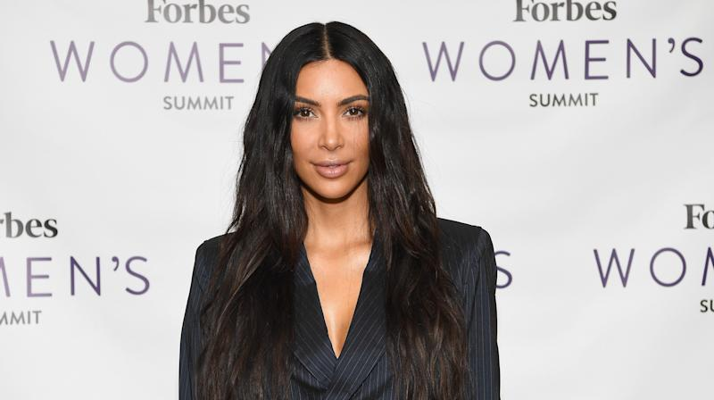 Kim Kardashian Says She's 'Very Conscious' About Raising A Mixed Race Daughter