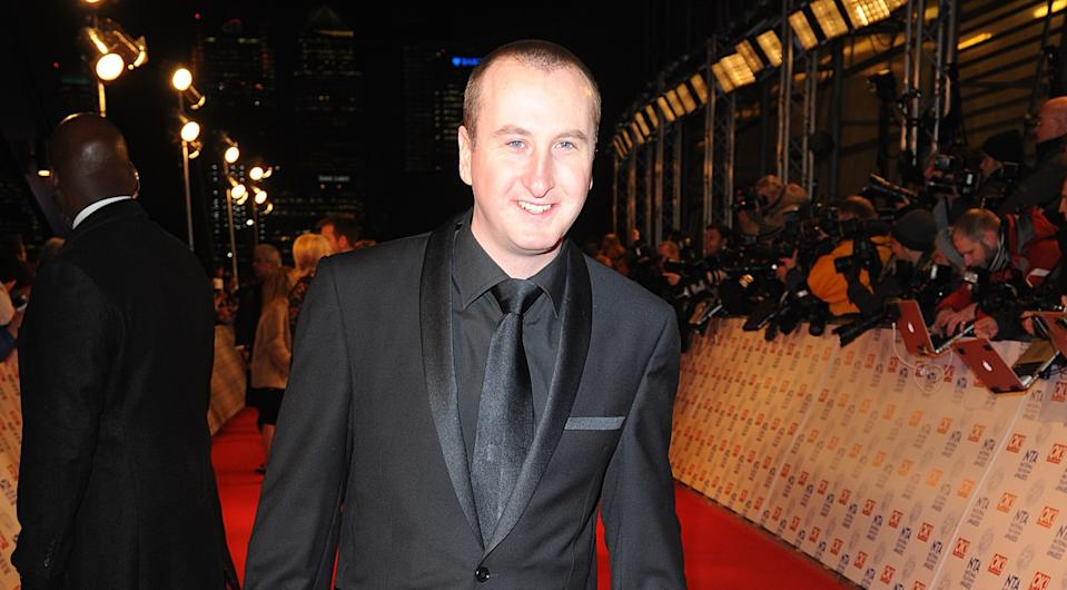 Andy Whyment has been in Corrie for 19 years (Credit: PA)