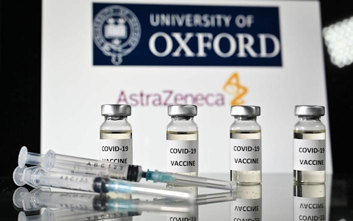 Is the Oxford-AstraZeneca covid vaccine safe? - Justin Tallis/AFP via Getty Images