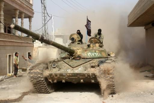 Qaeda abducts media activists from Syria rebel town