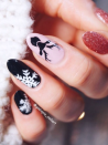 "<p>Get in the holiday mood with a mix of winter nail designs that go well together like <a href=""https://www.instagram.com/gosiapio_nailart/"" rel=""nofollow noopener"" target=""_blank"" data-ylk=""slk:nail artist GosiaPio"" class=""link rapid-noclick-resp"">nail artist GosiaPio</a> did with snowflakes and moose. To make it simple, opt for press-on nails.</p><p><a class=""link rapid-noclick-resp"" href=""https://go.redirectingat.com?id=74968X1596630&url=https%3A%2F%2Fwww.etsy.com%2Flisting%2F576409993%2Fblue-christmas-in-midnight-blue&sref=https%3A%2F%2Fwww.oprahmag.com%2Fbeauty%2Fg34113691%2Fchristmas-nail-ideas%2F"" rel=""nofollow noopener"" target=""_blank"" data-ylk=""slk:SHOP PRESS-ON NAILS"">SHOP PRESS-ON NAILS</a></p>"