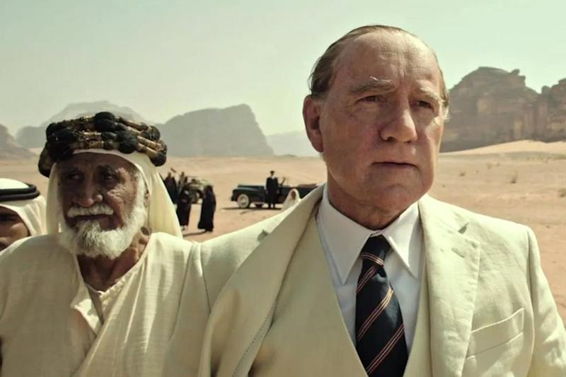 Christopher Plummer replaces Kevin Spacey in new trailer for All the Money in the World