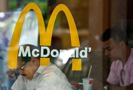 McDonald's denies report of suspected tax evasion in France