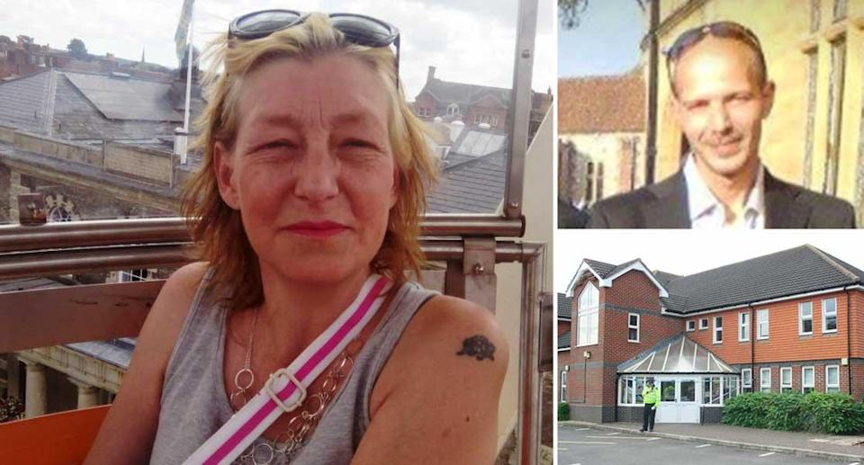 <em>Pictured – the couple are said to be Charlie Rowley and Dawn Sturgess, who are in a critical condition (Pictures: Facebook/PA)</em>