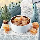 """<p>Making these fruity treats needs your presence in the kitchen, but they are still a simple and delicious sweet to make.</p><p><strong>Recipe: <a href=""""https://www.goodhousekeeping.com/uk/christmas/christmas-recipes/a37820283/peach-pate-de-fruits/"""" rel=""""nofollow noopener"""" target=""""_blank"""" data-ylk=""""slk:Peach Pâte de Fruits"""" class=""""link rapid-noclick-resp"""">Peach Pâte de Fruits</a></strong></p>"""