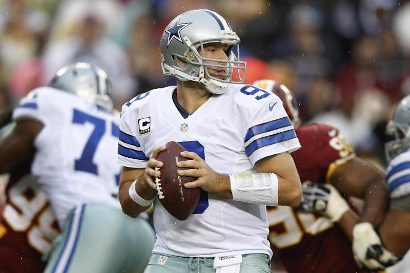 Kyle Orton appears set to start for Cowboys