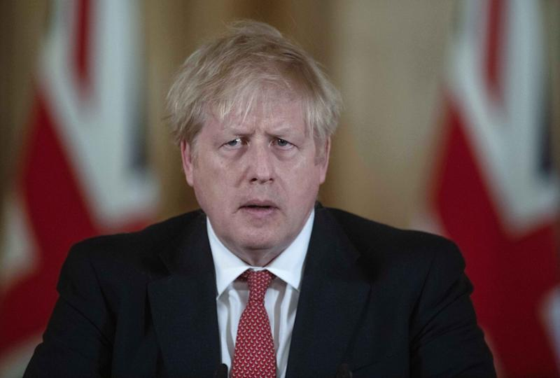 Prime minister Boris Johnson moved out of intensive care