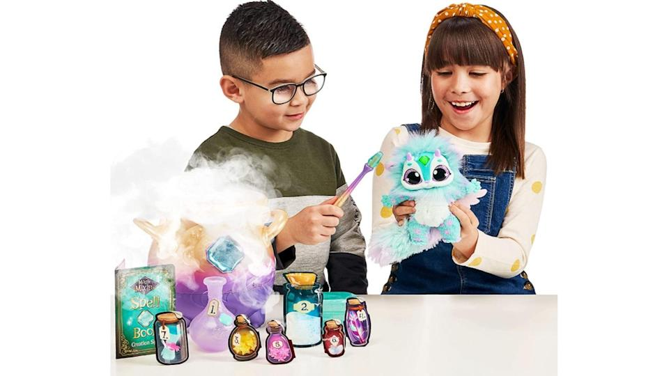 All it takes is a little magic to make these enchanted creatures.