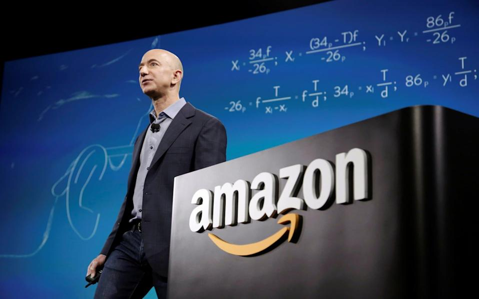Amazon has been keen to grow its business in India due to the country's emergent middle class - Jason Redmond/Reuters