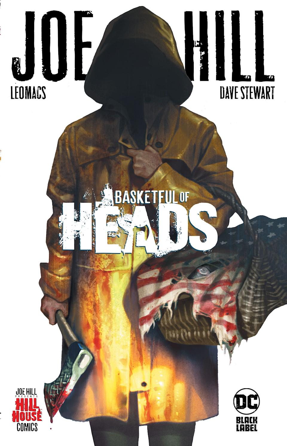 """Basketful of Heads"" by Joe Hill and Leomacs"