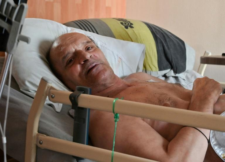 Frenchman in right-to-die case to stop food, medicine