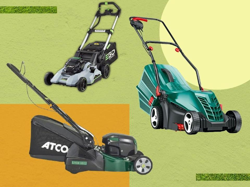 The mower you need will primarily depend on the size of your lawn (iStock/The Independent)