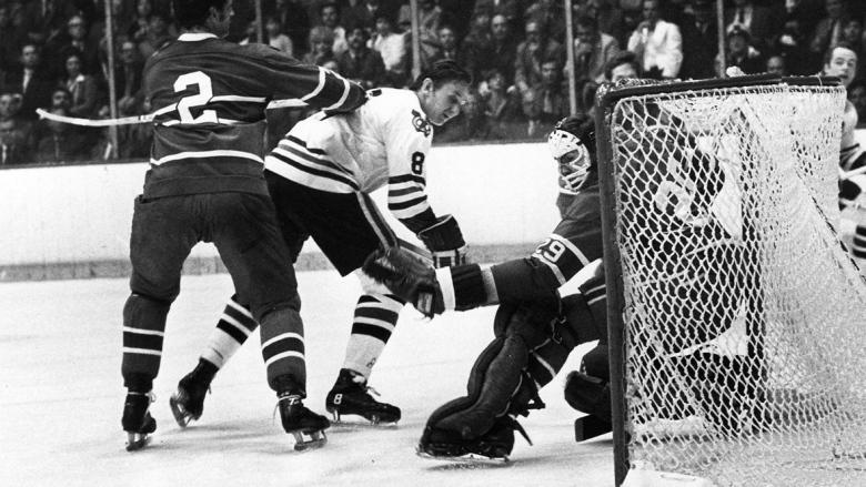 The curse of Jim Pappin? Leafs haven't won a Cup since 'fluke' goal in '67