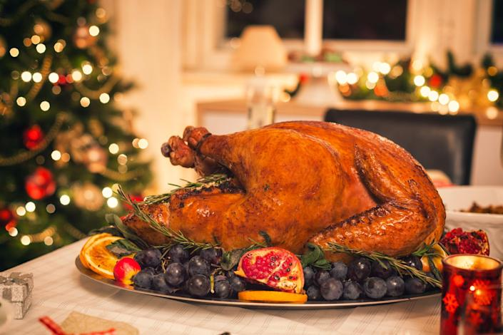 """<p><em>Bake</em> <em>Off</em> judge Prue Leith sparked controversy after revealing that she freezes her turkey before Christmas day. Shocked emojis all round.<br><br>But she insisted on Channel 4's <em>Bake</em> <em>Off</em> <em>Christmas</em> <em>Special</em> that it is essential to having a stress-free day.<br><br>The food writer admitted: """"I have already got prepared a boned turkey which is stuffed with chestnut stuffing, but I will have to remember to take it out a couple of days before as it's pretty huge and will need a good thaw.""""<br><br>Just ensure that you cook a fresh turkey, as you cannot refreeze the bird. <em>[Photo: Getty]</em> </p>"""