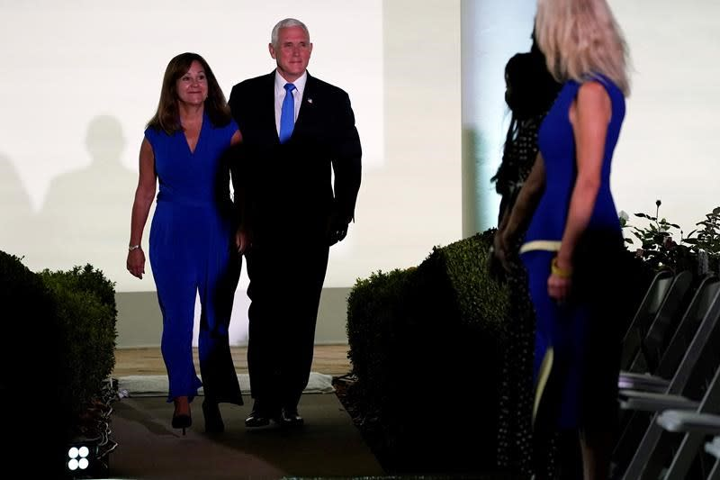 The Loyalist: VP Pence preserves own presidential prospects