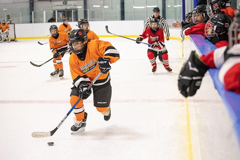 'Not really a white boys' sport': Canadian youth hockey gets inclusive
