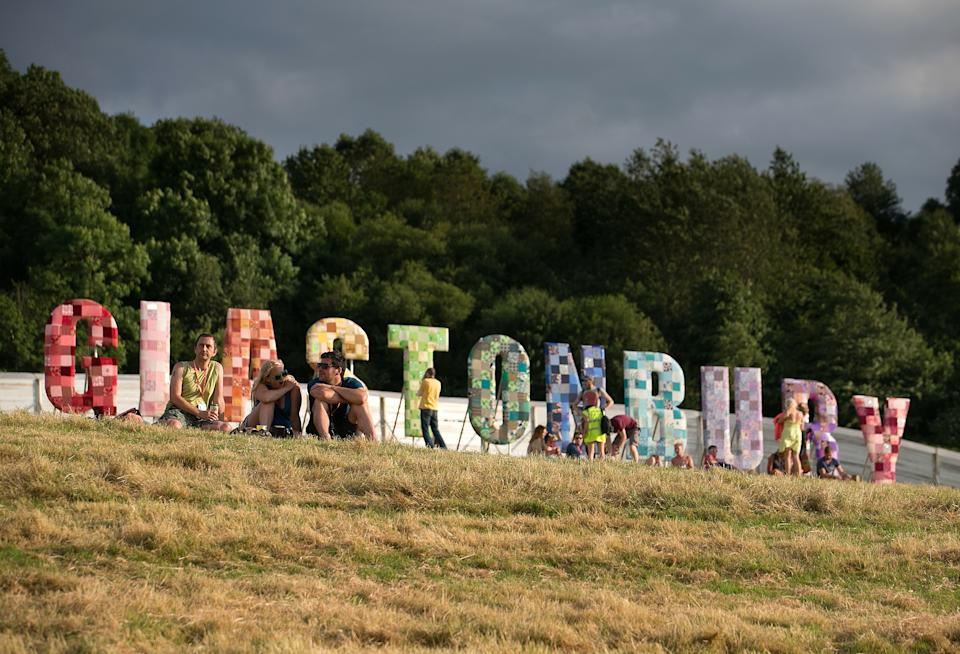 Glastonbury organisers have announced a virtual event for 2021. (Photo by Matt Cardy/Getty Images)