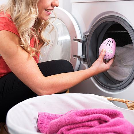 The Ecoegg is good for up to 1,080 washes. (Photo: HSN)