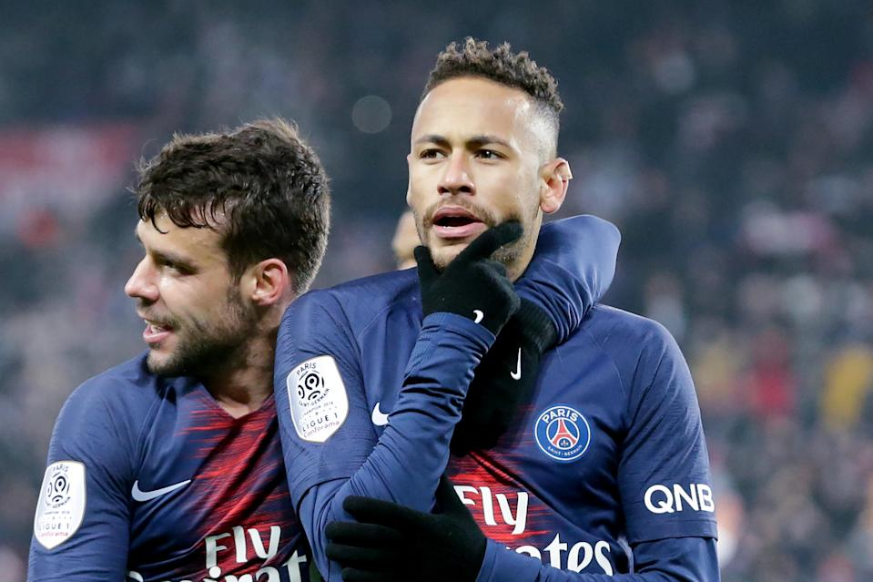 Questions surrounding Neymar's health going forward might cause Paris Saint-Germain to sell Neymar sooner rather than later. (Getty)