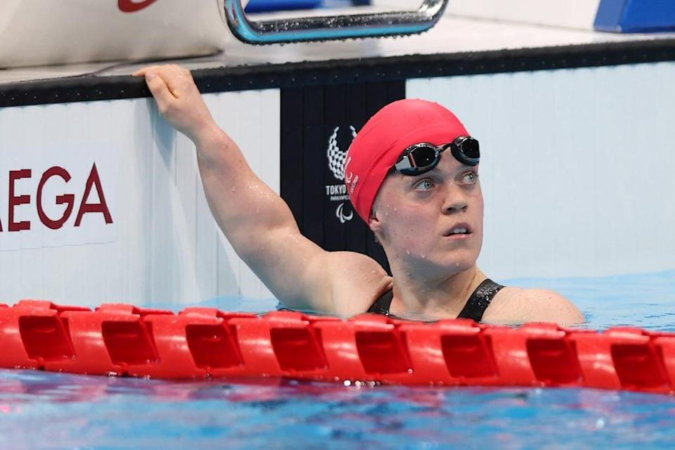 Ellie Simmonds has announced her retirement  (Getty Images)