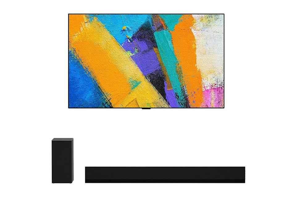 LG gallery oled amazon prime day tv deals
