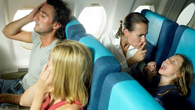 Toddler Kicked Off Plane Not the First