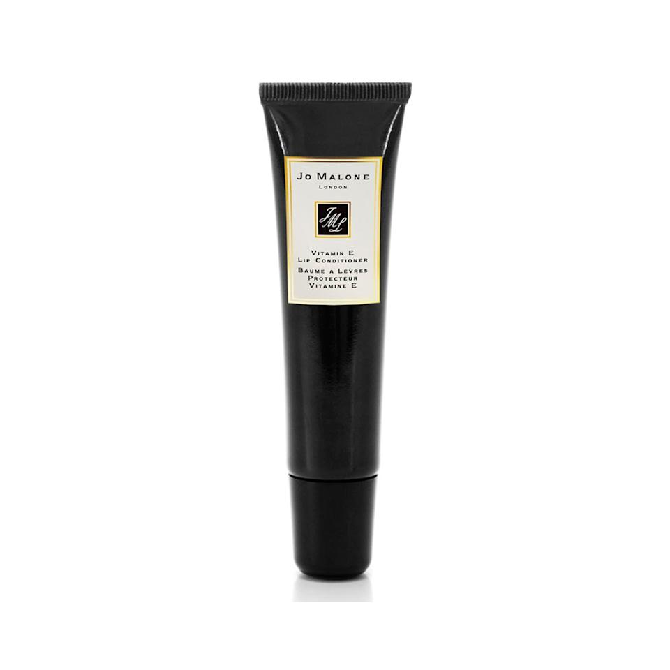 "Replace the dusty chapstick in his jacket pocket with this elevated lip conditioner from Jo Malone. Lip care, but make it fancy. $36, Nordstrom. <a href=""https://www.nordstrom.com/s/jo-malone-london-vitamin-e-lip-conditioner/3010848"" rel=""nofollow noopener"" target=""_blank"" data-ylk=""slk:Get it now!"" class=""link rapid-noclick-resp"">Get it now!</a>"
