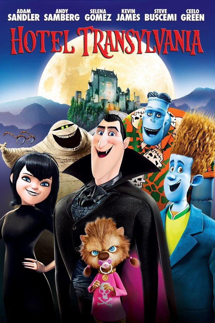 <p><strong>Role: </strong>Count Dracula</p><p>Basically <em>Cartoon Grown Ups in Transylvania</em>.<br></p>