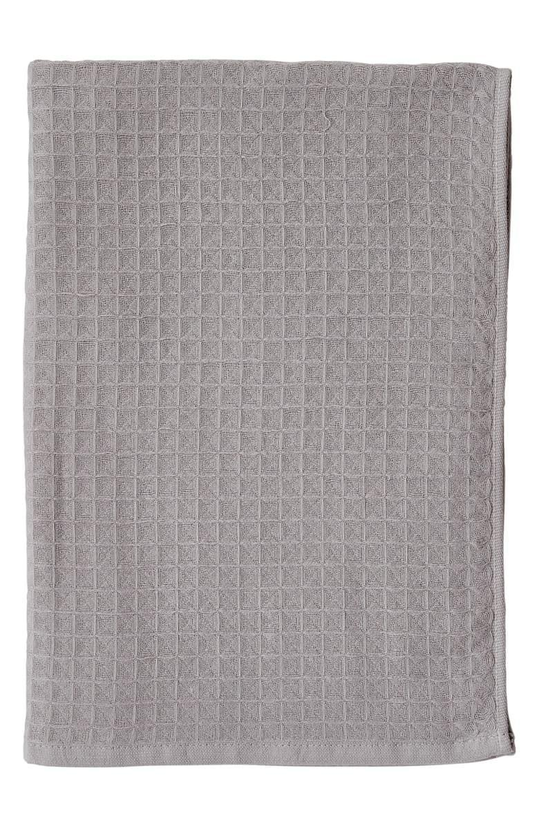 <p>I never thought I'd have strong feelings about bathroom linens, but I'm a huge fan of the <span>Uchino Waffle Hand Towel</span> ($14). </p>