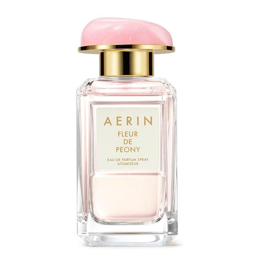 """<p>You know that stretch of time in September when it feels like the weather can't decide whether it's still summer or ready to welcome fall, so it just kind of becomes an amalgamation of both? That's the feeling captured by Aerin Fleur de Peony. The middle notes of peony are accompanied by jasmine, and cylamen; mandarin, pomelo, and lychee hang onto the juiciness of summer in the top notes, while sandalwood and musk gently welcome autumn.</p> <p><strong>$135 for 1.7 ounces</strong> (<a href=""""https://shop-links.co/1716132829571335795"""" rel=""""nofollow noopener"""" target=""""_blank"""" data-ylk=""""slk:Shop Now"""" class=""""link rapid-noclick-resp"""">Shop Now</a>)</p>"""
