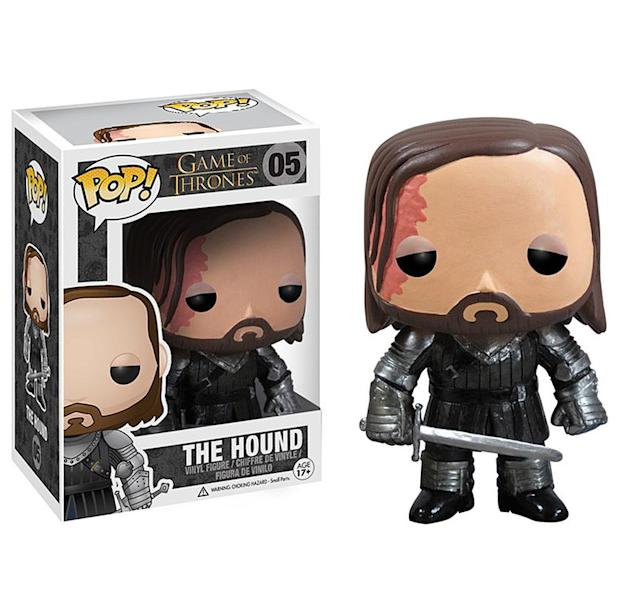 <p>If anyone's deserving of a second Pop!, it's The Hound, who has gone from Kingsguard to farmer to avenging demon over the course of the series. Who doesn't want a Farmer Clegane? </p>