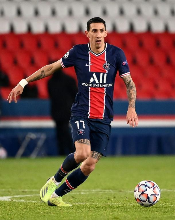 Will Angel Di Maria get back into the PSG team against Lyon?