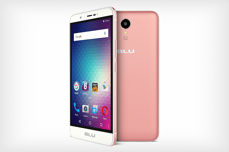 The Blu Energy X Plus 2 is a $100 phone with a huge 4,900mAh battery