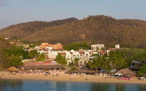 Huatulco, Mexico - Credit: Getty