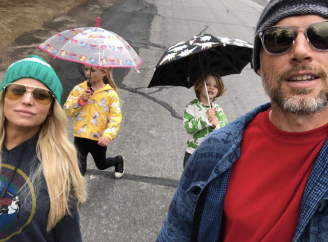 "<p>""Rainy day adventures,"" the singer captioned this family photo with husband Eric Johnson and cute kiddos Maxie Drew and Ace Knute, proving that a little percipitation wasn't going to stop them from living their best lives. (Photo: <a href=""https://www.instagram.com/p/BgMy9Gegec6/?taken-by=jessicasimpson"" rel=""nofollow noopener"" target=""_blank"" data-ylk=""slk:Jessica Simpson via Instagram"" class=""link rapid-noclick-resp"">Jessica Simpson via Instagram</a>) </p>"