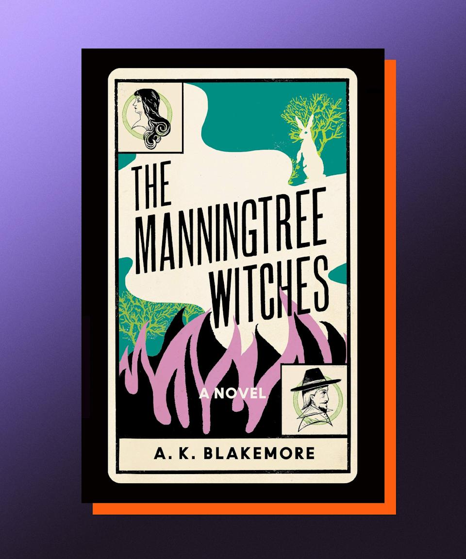 """<strong><em>The Manningtree Witches</em>, A.K. Blakemore (</strong><a href=""""https://bookshop.org/books/the-manningtree-witches/9781646220649"""" rel=""""nofollow noopener"""" target=""""_blank"""" data-ylk=""""slk:available August 10"""" class=""""link rapid-noclick-resp""""><strong>available August 10</strong></a><strong>)</strong><br><br>Even those people most nostalgic for the past wouldn't want to go back quite as far as mid-17th century England, when the country was ravaged by Civil War and women faced specious accusations of witchcraft. And yet, in A.K. Blakemore's dark, entrancing debut novel, there is something seductive about the small town of Manningtree, where women are left mostly alone as the men are off at war, and have their first tastes of freedom in their staunchly Puritanical society. Until, that is, the self-proclaimed Witchfinder General comes to town, determined to unmask any magical elements among the population, and quell anything that might disrupt the patriarchal powers-that-be. Blakemore's story is inspired by real events from 400 years ago (primary sources are sprinkled throughout), but the narrative feels vivid, current, propulsive — and all the more viscerally deranging for it."""
