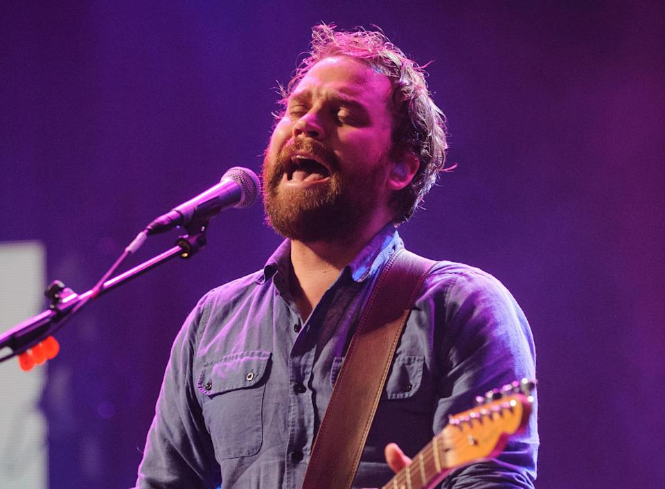 <em>Investigation – police searching for missing Frightened Rabbit singer Scott Hutchison have found a body (Picture: PA)</em>