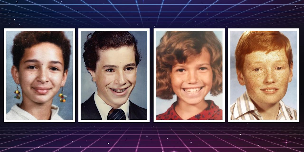 <p>It might not be Thursday, but these throwbacks are adorable. See what these stars looked like before they were famous. Can you guess who's who?</p>