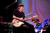 Paul Kantner was the guitarist and co-founding member of Jefferson Airplane. He died of multiple organ failure on Jan. 28. He was 74.