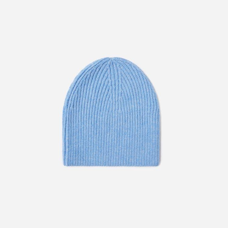 """<p><strong>Everlane</strong></p><p>everlane.com</p><p><a href=""""https://go.redirectingat.com?id=74968X1596630&url=https%3A%2F%2Fwww.everlane.com%2Fproducts%2Fwomens-cashmere-rib-beanie-sky-blue&sref=https%3A%2F%2Fwww.elle.com%2Ffashion%2Fshopping%2Fg34819502%2Feverlane-cyber-monday%2F"""" rel=""""nofollow noopener"""" target=""""_blank"""" data-ylk=""""slk:Shop Now"""" class=""""link rapid-noclick-resp"""">Shop Now</a></p><p><strong><del>$65</del> $46 (29% off)</strong></p>"""