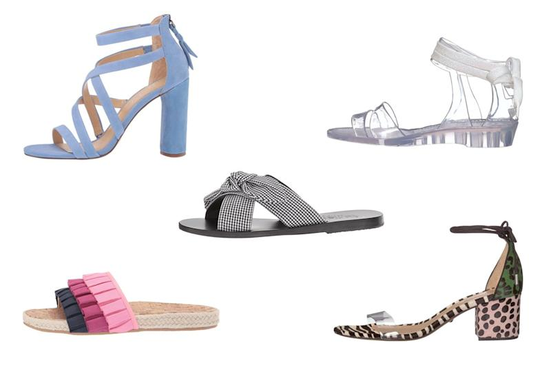 6bc1dadd727 20 Sandals We re Obsessing Over From Zappos — For as Little as  35!