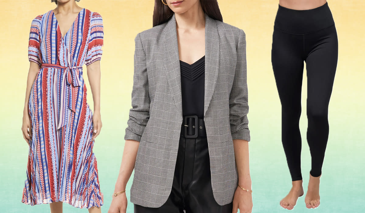 Consider this your fall wardrobe cheat sheet. (Photo: Nordstrom)